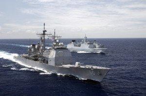 U.S. Navy ships, from Wikimedia