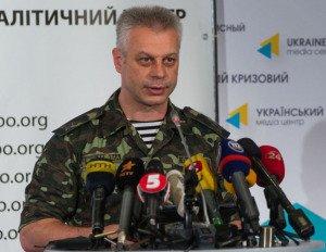 Andriy Lysenko, Spokeman of National Security Defense Council of Ukraine