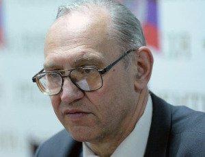 Boris Litvinov, leader of the recently founded Communist Party of Donetsk