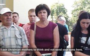 From the film, 'Siege of Slavyansk 1'