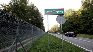 Poland military base used for CIA torture, photo by Reuters