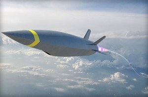 High Speed Strike Weapon, image from Lockheed Martin Corporation