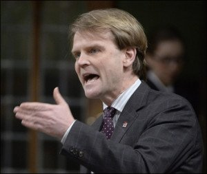 Canadian Minister of Citizenship and Immigration Chris Alexander