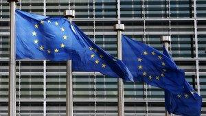 EU symbol, photo by Francois Lenoir, Reuters