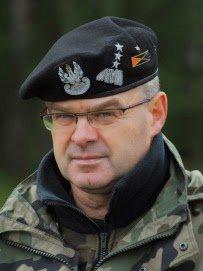 General Waldemar Skrzypczak of Poland