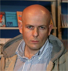 Journalist Oles Buzina, shot dead in Kyiv on April 16, 2015 2