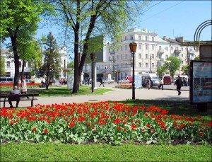 Sumy, eastern Ukraine  (Ukrainetrek.com)