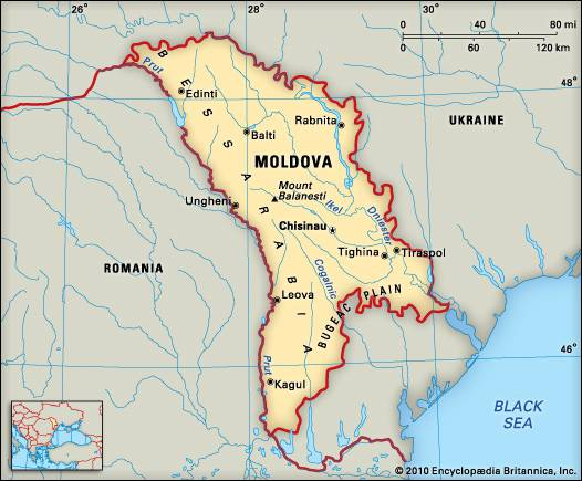 As the political pendulum in Moldova swings back to Russia a new