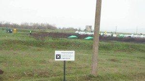 Recovery work at site of MH17 crash, April 21, 2015 (Max van der Werff)