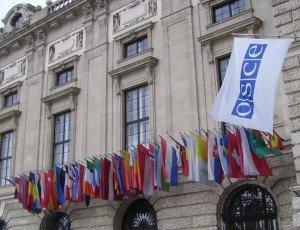 OSCE headquarters in Vienna