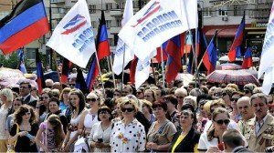 Donbass protests demand justice for victims of...