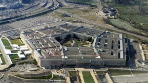 The Pentagon in Washington DC, home of U.S. Defense Dept.