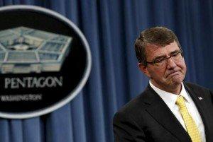 U.S. Defense Secretary Ash Carter, May 2015 (Yuri Gripas, Reuters)
