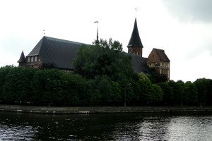 Another view of restored Königsberg Cathedral in Kaliningrad (Fred Weir, Christian Science Monitor)
