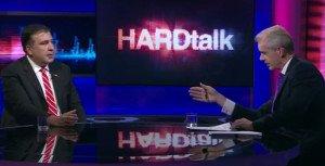BBC HARDtalk on July 15, 2015