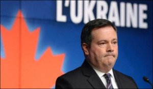 Canadian Minister of Defense Jason Kenney