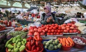 Produce market in Russia (Denis Abramov, Vedomosti)