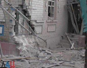 Recent Ukraine shelling (DAN News)
