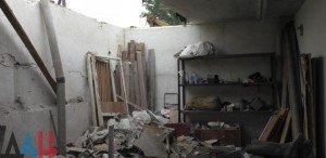 Shelling by Ukraine in Donetsk, July 27, 2015 (Novorossiya Today)