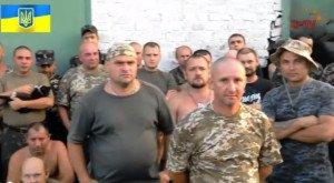 Ukrainian tank battalion members, July 2015 (YouTube)