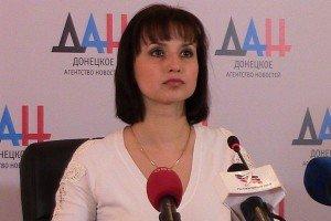 Yana Chepikova, Advisor on Children's Right to the Donetsk People's Republic