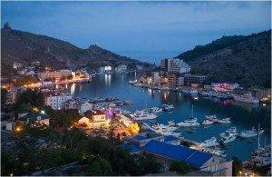 Crimean coastline (ITAR-TASS)