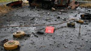 Land mines, image on RT.com