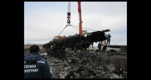 Recovery of MH17 wreckage in eastern Ukraine (Dutch Ministry of Defence)