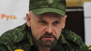 The late Lugansk people's militia commander, Alexei Mozgovy