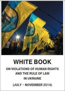 White Book on human rights in Ukraine, Dec 2014