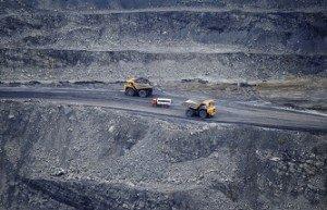 Coal, photo by Yuri Smityuk, ITAR-TASS