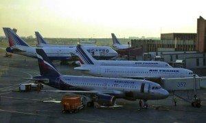 Moscow's Sheremetyevo airport (Sergei Karpukhin, Reuters)