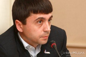 Ruslan Balbec, Vice Premier of the Crimean Republic of the Russian Federation