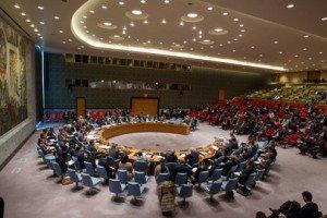 UN Security Council discusses Ukraine, March 6, 2015 (UN photo, Loey Felipe)