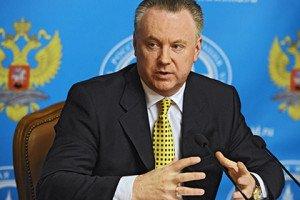 Alexander Lukashevich, Russia's representative to the OSCE
