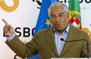 Antonio Costa, leader of the Socialist Party in Portugal