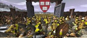 Barbarians at the gates (of Harvard U), image by John Helmer