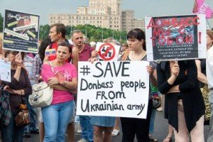 The Donbas uprising of 2014-15