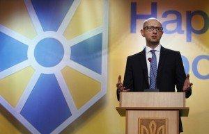 Arseniy Yatsenyuk (Maxim Nikitin, TASS)