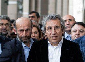 Cumhuriyet editor-in-chief Can Dündar (AP)