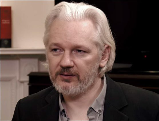 Image result for Assange interviewed by RT images