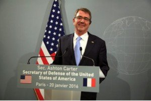 Ashton Carter, U.S. Secretary fo Defense (Thibault Camus, AP)