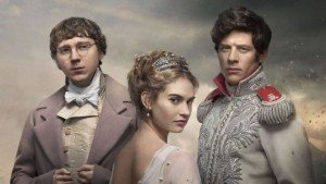 Cast members of BBC's 2016 broadcast of 'War and Peace'