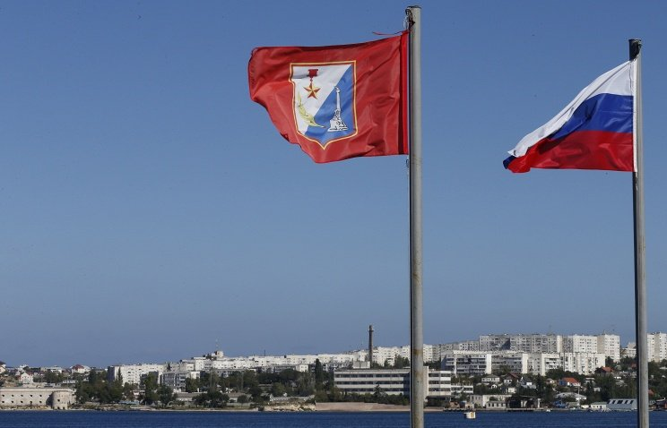 Russia won't negotiate Crimea's status with anyone —...
