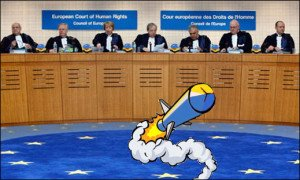 Image of European Court of Human Rights, by John Helmer