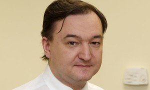 Sergei Magnitsky in 2006, he died in a Russian prison in 2009 (AFP-Getty image)