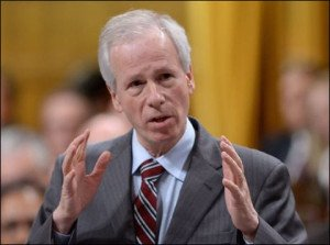 Stéphane Dion, Minister of Foreign Affairs of Canada (Sean Kilpatrick, Canadian Press)