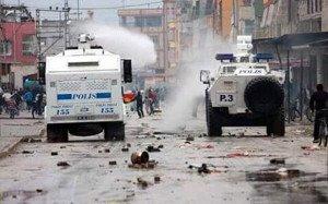 Turkish military operation in Kurdish homeland in eastern Turkey, Dec 2015