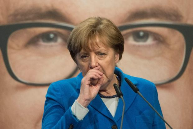 german chancellor angela merkel - photo #28