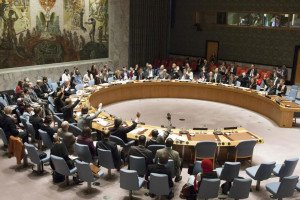 UN Security Council votes on March 11 on measures to combat sexual crimes committed by its armed forces (Loey Felipe, UN )